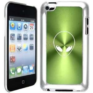 Apple iPod Touch 4 4G 4th Generation Green B284 hard back case