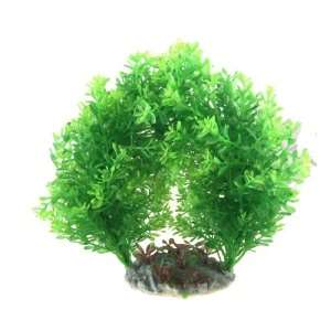 Como Fish Tank 8.3 Height Green Plastic Arch Style Water