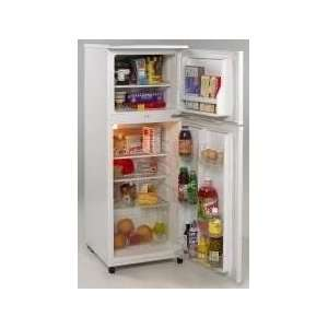 ft frost free apartment size refrigerator freezer white appliances