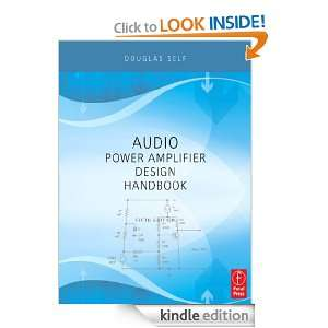 Audio Power Amplifier Design Handbook Douglas Self
