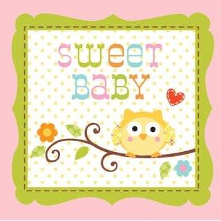 Whoo Loves You Baby Shower Girl Balloons Decorations