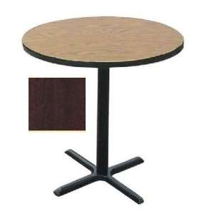 Correll Bxb48R 20 Cafe and Breakroom Tables   Round Bar