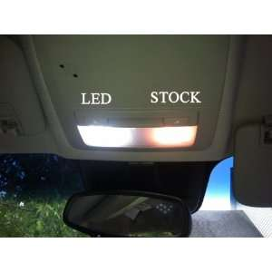 2011 2013 Chevrolet Cruze Interior LED Lights Replacements