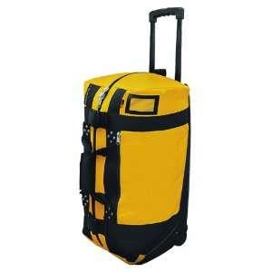 New Club Glove Mini Rolling Duffle Travel Bag Sungold