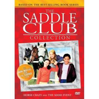 The Saddle Club Collection Marisa Siketa, Nathan Phillips