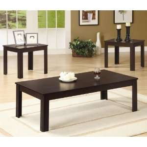 Occasional 3 Pc Coffee/End Table Sets by Coaster