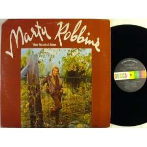 This Much a Man: Marty Robbins: Music