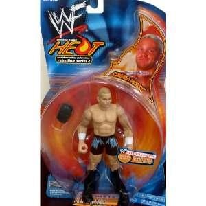 CRASH HOLLY WWE WWF Sunday Night Heat Rebellion Series 2 Figure Toys