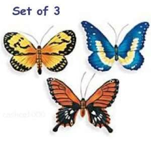 Butterfly Wall decorations picture PLAQUES home decor