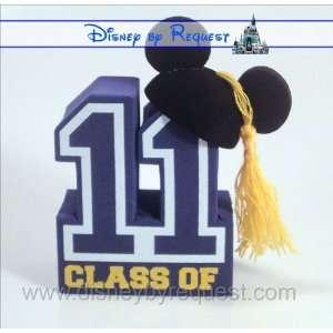 Disney 2011 Graduation Antenna Topper