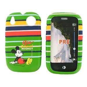 Mickey Mouse   Green   Disney Officially Licensed Hard Case/Cover