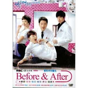 BEFORE & AFTER KOREAN DRAMA 7 DVDs w/English Subtitles Movies & TV