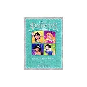 Princess Collection Volume 2 Easy Piano Book Musical Instruments
