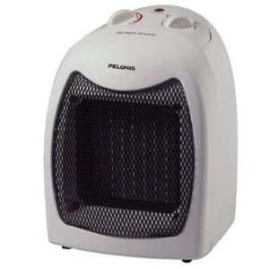 3 each Pelonis Ceramic Heater/Fan (HC 0120)