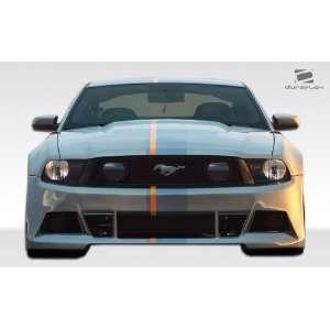 Ford Mustang Duraflex Tjin Edition Front Bumper   Duraflex Body Kits