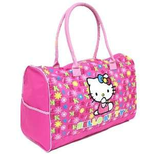 Kitty Large Travel KT Duffle Gym Bag Tote Luggage purse Toys & Games