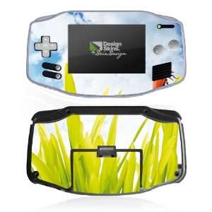 Design Skins for Nintendo Game Boy Advance   Marienkäfer
