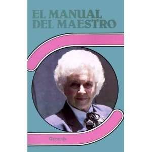 Genesis (El Manual del Maestro) (9780892654574) Randall