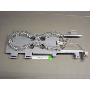 8544771 DRYER HEATING ELEMENT WHIRLPOOL KENMORE NEW OEM