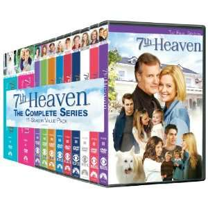 7th Heaven: The Complete Series: Stephen Collins