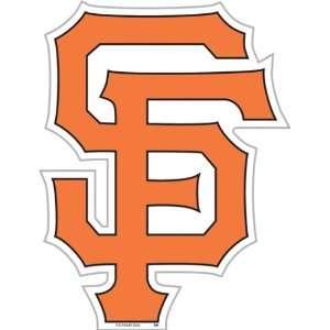 San Francisco Giants 12 VINYL MAGNET SET OF 2