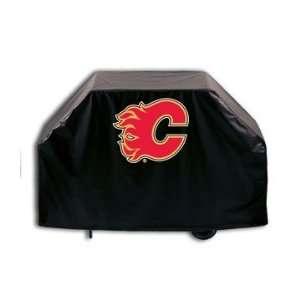 Calgary Flames BBQ Grill Cover   NHL Series Patio, Lawn