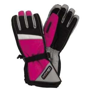 Kg Glacier Glove Black/hot Pink X small Automotive