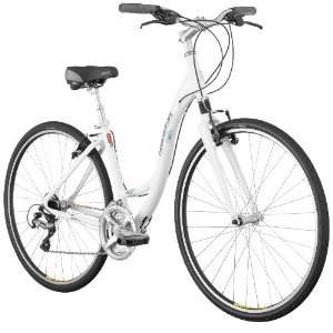 Vital Four Womens Sport Hybrid Bike (700c Wheels)