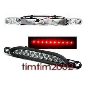 Ford Mustang Led Tail Lights Chrome LED Third Brake Light