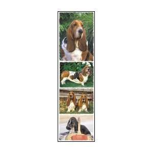 Basset Hound Dog Scrapbook Stickers (31026) Arts, Crafts & Sewing