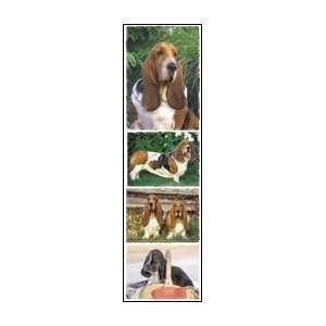 Basset Hound Dog Scrapbook Stickers (31026) Arts, Crafts & Sewing