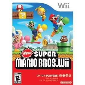Nintendo New Super Mario Bros. Video Games