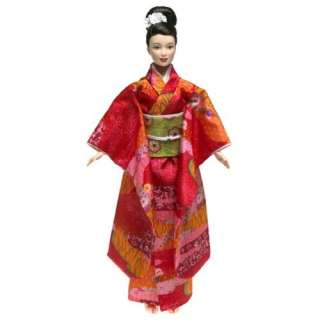 Dolls of the World Princess of Japan Toys & Games