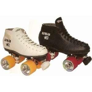 Riedell roller skates 122 PROBE Quad Speed Skates mens or womens