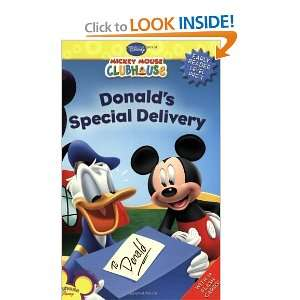 (Disney Mickey Mouse Clubhouse) [Paperback] Susan Ring Books