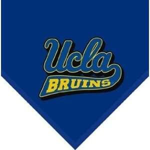 NCAA Sports Team Fleece Blanket/Throw Ucla Bruins   College