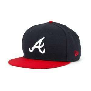 Atlanta Braves New Era MLB Base Snapback Caps Hat