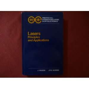 in optoelectronics) (9780135237052): J. Wilson, J.F.B. Hawkes: Books