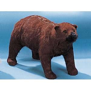 Bear Large Standing 4 Legs Figurine Collectible Statue