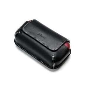 Palm Centre Leather Side Pouch Case with Belt Clip (3438WW