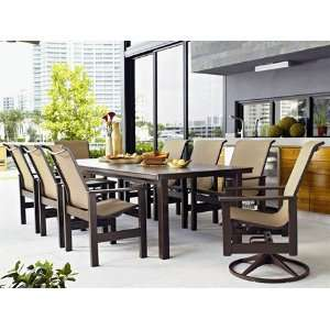 Mgp Sling Patio Recycled Plastic Dining Set Patio, Lawn & Garden