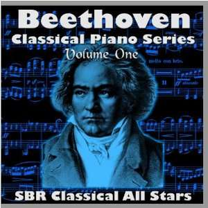 Beethoven Classical Piano Series Volume One SBR Classical