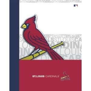 St. Louis Cardinals 6 MLB School Portfolios