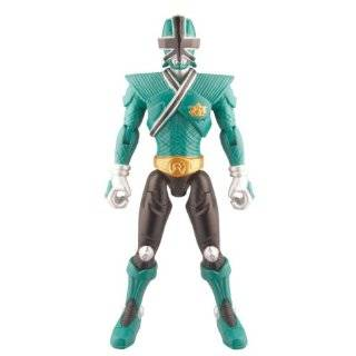 Power Ranger Samurai Mega Ranger Earth Action Figure Toys