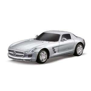 com 1/24 Scale Radio Remote Control Model Car Mercedes Benz SLS AMG R