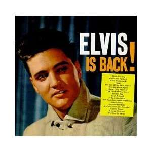 Elvis Is Back [ORIGINAL RECORDING REMASTERED] (6 BONUS