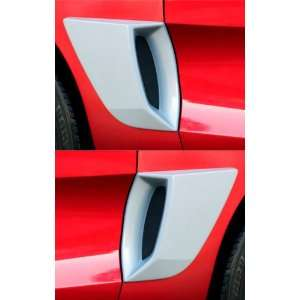 12750 94 98 Ford Mustang Rear Quarter Panel Side Scoops Automotive