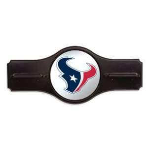 Houston Texans NFL Team Mirror Cue Stick Rack
