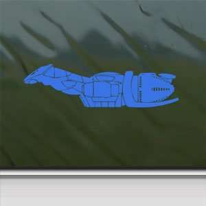 Firefly Class Serenity Side Blue Decal Window Blue Sticker