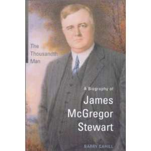 of James McGregor Stewart (Osgoode Society for Canadian Legal History